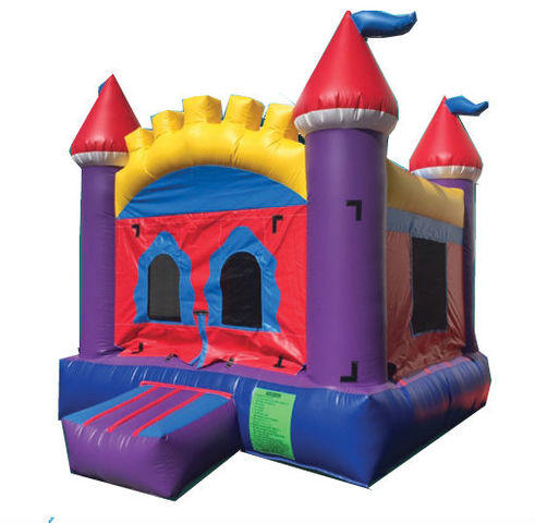 Castle Bounce House Selection