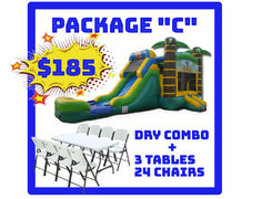 "PARTY PACKAGE"" C"""