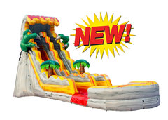 T-REX 19' WATER SLIDE
