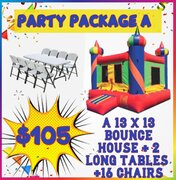 "PARTY PACKAGE  ""A"""