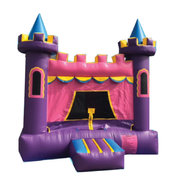 Queen Palace Bounce House