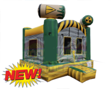 Atomic Bounce House 13 x13