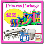 Princess Party Package