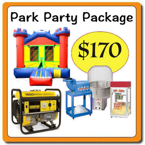 Park Party Package