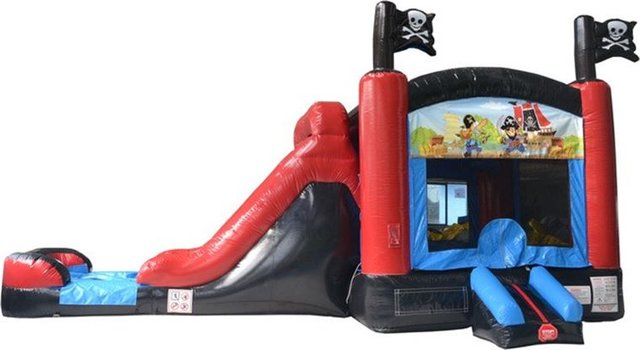 Pirate Bounce House Combo DRY