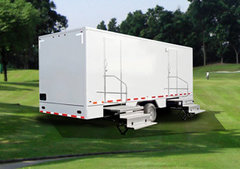 18 FOOT COTTAGE TRAILER 6 STATIONS(KTC)
