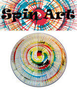 Spin Art Machine#G16 (Carnival Games)