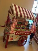 Candy Display Cart #CON3 (Booths)