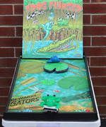Frog Fling Table Size Game #CGT3 (Carnival Games)