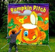 Pumpkin Pitch #G11 (Carnival Games)
