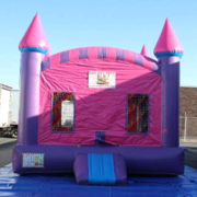 Pink Castle Bouncer #B2