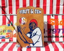 First And Ten #CG6 (Carnival Games)