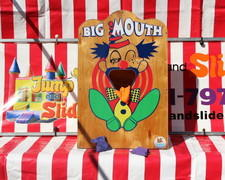 Big Mouth #CG2 (Carnival Games)