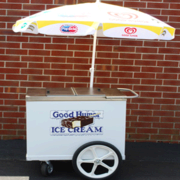 Ice Cream Cart #CON11