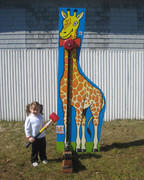 Kid Striker Giraffe #G5 (Carnival Games)