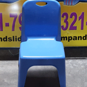 Blue Kids Chair (PT)