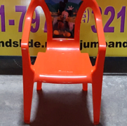 Mickey Mouse Chairs (KTC)