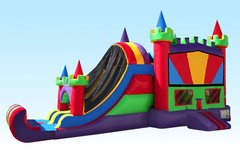 Bounce Houses, Slides & Combos (Dry)