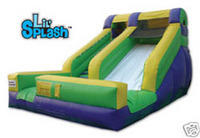 Lil Splash Water Slide