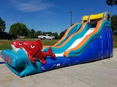 19' High Big Kahuna Dry Slide (SWD191602)