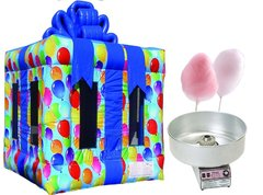 Gift Box Bounce Party Package