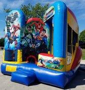 Justice League Extra Large Bounce, Slide and Play (CWD191606)