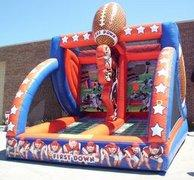 First Down Inflatable Football Game (IG015)