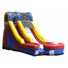 15' High Time to Party Dry Slide (SWD15156RYB)