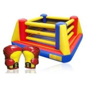 Boxing Ring Challenge