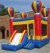 Hot Air Balloon Jump and Slide Combo - Medium (CD13002)