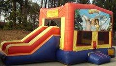 Madagascar Partytime Jump and Side Slide - Large