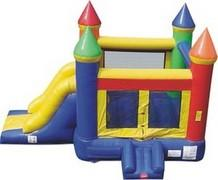 Junior Rainbow Bounce, Climb and Slide