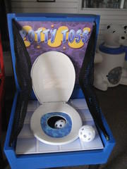 Potty Toss Game (BG005)