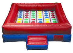 Twister Bouncer- $40 with any inflatable