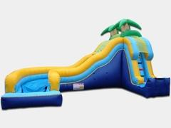 15' Tropical Wet/Dry Slide - $90 Mon - Thurs