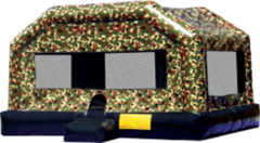 Camo X-Large Bounce House