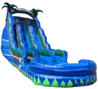 Congo 23 ft Dual Ln Water Slide