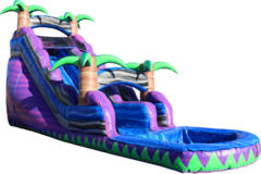 Crown Royal 18' Water Slide