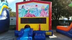 Fun Princess Bounce House