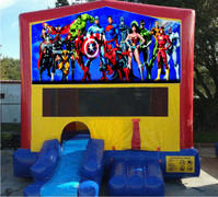 Justice Bounce House