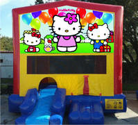 Little Kitty Bounce House