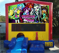 Monster Bounce House