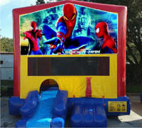 Spider Bounce House