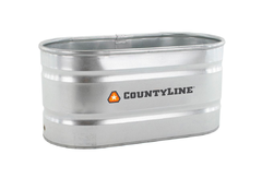 Galvanized Beverage Cooler