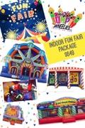 Fun Fair Game Package