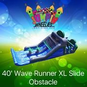 45 ft Wave Runner XL Slide Obstacle
