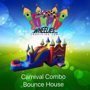 Carnival Bouncer with Slide