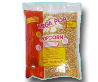 Add'l servings for Popcorn machine rental