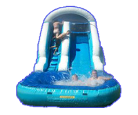 14ft Tsunami Dry Slide