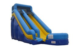 19 Foot Super Splash dry slide